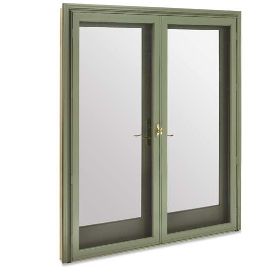 Central coast door window for Marvin screen doors